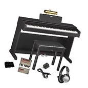 Yamaha Arius YDP-143 Digital Piano - Black Walnut COMPLETE
