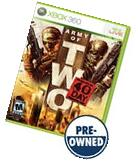 Army Of Two: The 40th Day - Pre-owned - Xbox 360