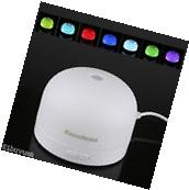 7Color LED USB Essential Oil Aroma Diffuser Air Humidifier