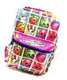 """New Arrive Shopkins All Over Large 16"""" School Backpack Book"""
