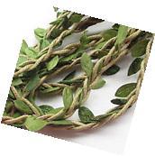 Artificial Vine Fake Foliage Leaf Plant Garland Rustic