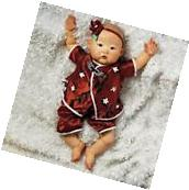 Realistic Handmade Baby Doll Girl ASIAN Lifelike Vinyl