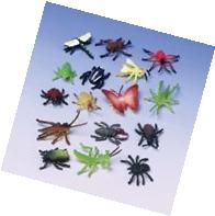 Assorted Plastic Insects