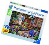 Ravensburger The Attic Large Format Jigsaw Puzzle