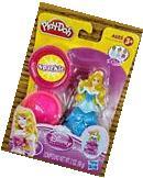 Aurora NEW DISNEY Princess Play-Doh  Sparkle Compound