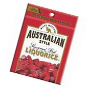 Wiley Wallaby 10Oz Aust Red Licorice