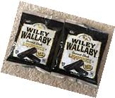 Wiley Wallaby Australian Style Gourmet Black Liquorice Lot