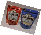 Australian Style Gourmet Watermelon and Blueberry Liquorice