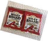 Wiley Wallaby Australian Style Licorice Candy 2 Packs