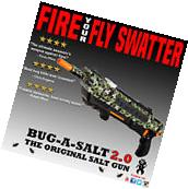 Authentic BUG-A-SALT CAMOFLY 2.0 FULL WARRANTY **DIRECT FROM