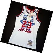 100% Authentic Michael Jordan Mitchell & Ness 91 NBA All
