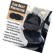 Auto Car Seat Protector Cover for Children Kids Babies Kick
