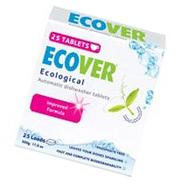 Ecover Natural Automatic Dishwashing Tablets 25 count