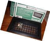 New! Air Vent Inc Automatic Foundation Vent Black RABL Solar