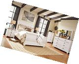 Ashley Furniture B267 Willowton - White Queen King Sleigh