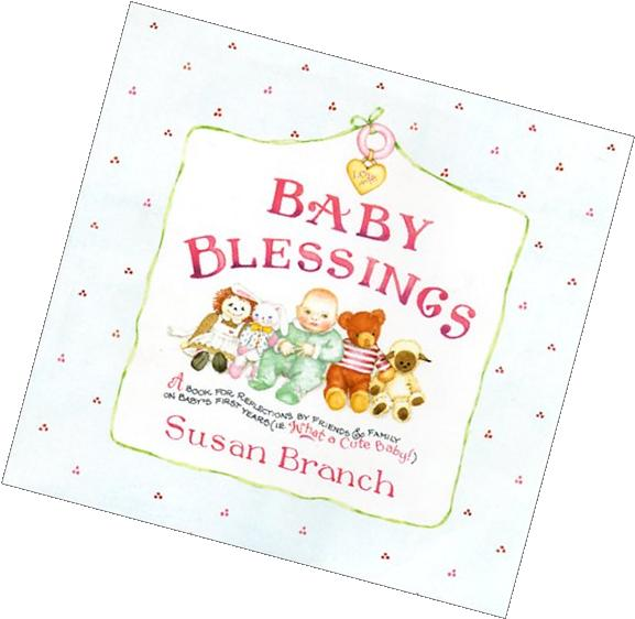 Baby Blessings Keepsake Book