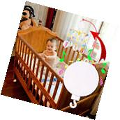 New Baby Crib Mobile Bed Bell Toy Holder Arm Bracket with