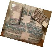 NEW 6PC Pottery Barn Kids Baby SOHO Nursery Crib Bedding