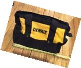 "DeWalt Tool Bag 9""x13"" New FREE SHIPPING"