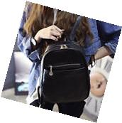 Women Bags Backpack Girl School PU Leather Shoulder Bag