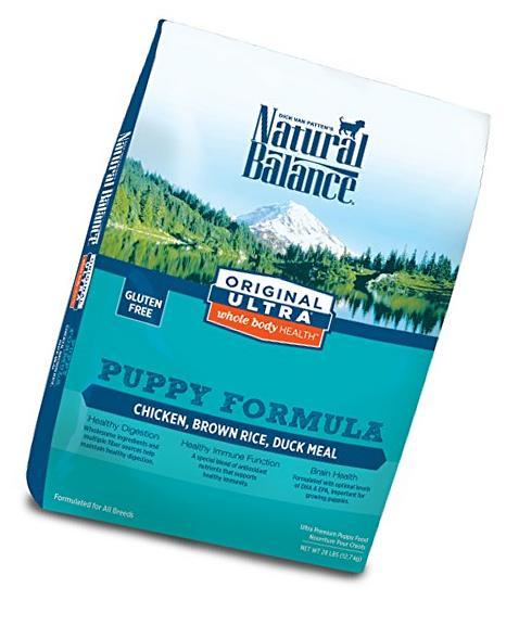 Natural Balance Ultra Puppy Food