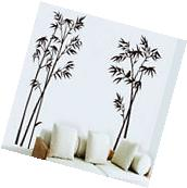 Bamboo Wall Decal Sticker Vinyl Decor Art Removable Home