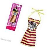 Barbie Doll Fashionistas Clothing Pack Fashion Oufit Dress
