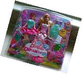 Barbie Dreamtopia Gift Set - Mermaid, princess and fairy