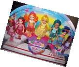 Barbie Dreamtopia Rainbow Cove Doll Collection 7 DOLLS SET