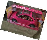 Barbie NEW Hot Pink VW Volkswagen Car Doll Kohl's Exclusive