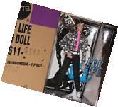 BARBIE-POP LIFE KEN DOLL-2009-PLATINUM LABEL-ONLY 999 MADE-