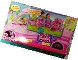 Brand New Barbie Sisters' Deluxe Camper-Barbie and Her