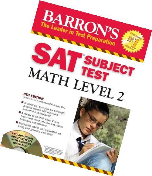 SAT Math Level 1 Subject Test?