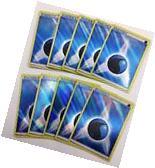 10x Basic HOLO WATER Energy Pokemon TCG Cards. New, unused.