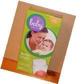Baby Basics 100 Bottle Liners 8-oz Disposable NEW Pkg ~Like