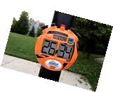 GameDay Basketball Scoreboard for Kids Portable Driveway
