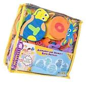 BABY LOOVI Bath Toy for Baby & Toddler Alphabet 26 Puzzle