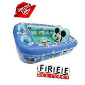 Baby Bath Tube Inflatable Safety Disney Toddler Newborn