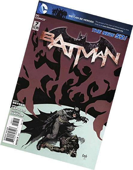 Batman #7 The New 52