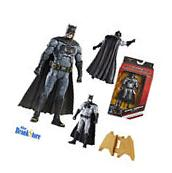 Batman Action Figure Kids Boys Children 6 Inch Dc Comics