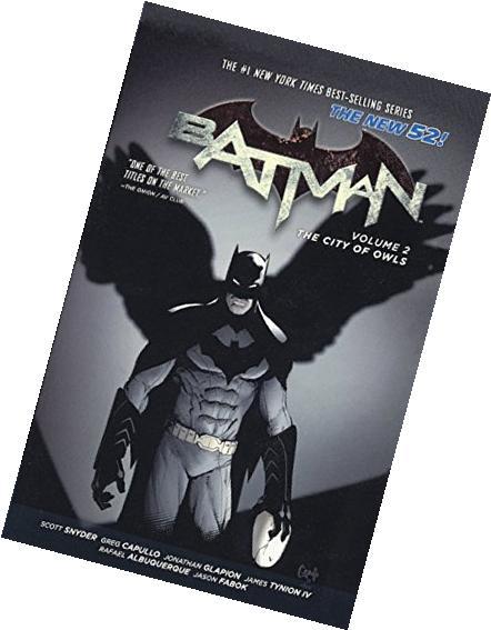 Batman 2: The City of Owls