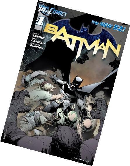 Batman #1  DC Comics New 52