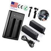 2x 980mAh 11.1V Battery + Dual Charger for DJI Osmo Part 7