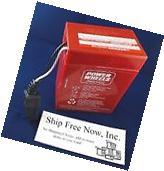 00801-0712 - Power Wheels Super 6v Red Battery