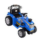 12V Battery Powered Kids Ride On Tractor Electric Toys w/
