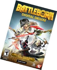 Battleborn Digital Deluxe Edition - Playstation 4