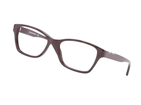 Burberry Eyeglasses BE 2108 BLACK 3001 BE2108 54MM