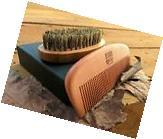 Best Beard Brush & Beard Comb Kit for Men Beard / Mustache