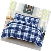 3 Pieces Bedding Cover Set full Queen size For Comforter