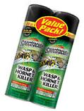 Spectracide Bee Wasp Hornet Yellow Jacket Killer Twin Pack